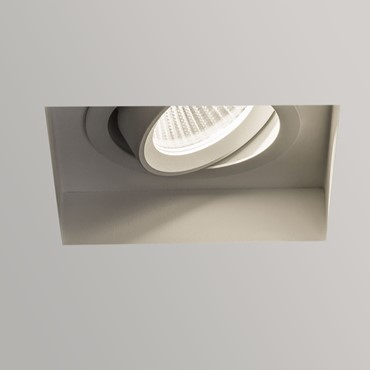Trimless Square Adjustable LED