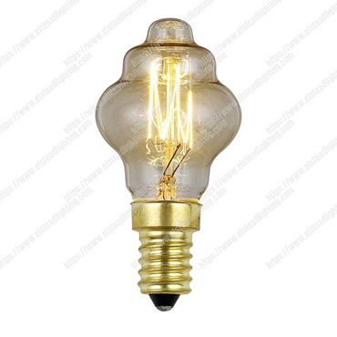 Light Bulbs 25W E14 Retro-Style Light Bulb