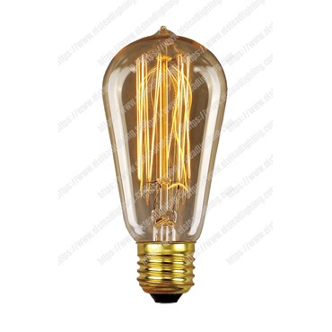 Light Bulbs 60W E27 Edison Light Bulb