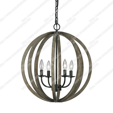 Allier 4 Light Pendant