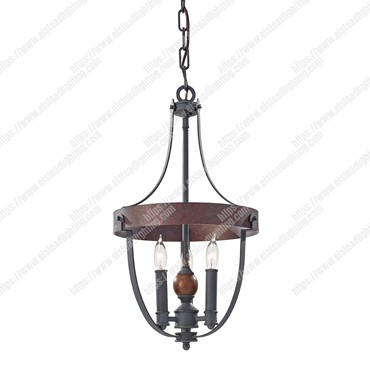 Alston 3 Light Chandelier