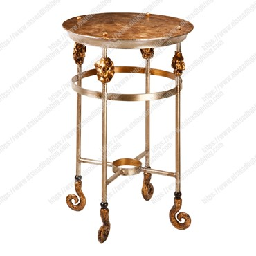 Armory Side Table