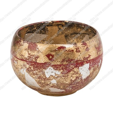 Vemilion Bowl Vermilion Decorative Bowl