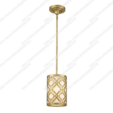 Arabella 1 Light Duo-Mount Mini Pendant