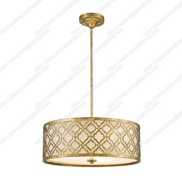 Arabella 3 Light Duo-Mount Large Pendant