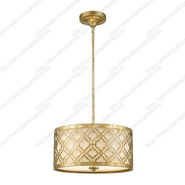 Arabella 2 Light Duo-Mount Medium Pendant