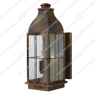 Bingham 3 Light Large Wall Lantern