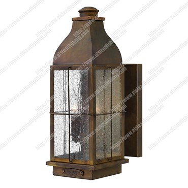 Bingham 3 Light Medium Wall Lantern