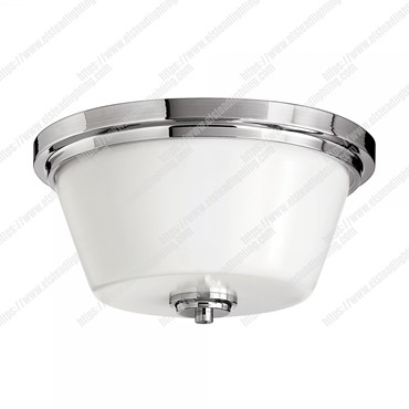 Avon 2 Light Flush Mount